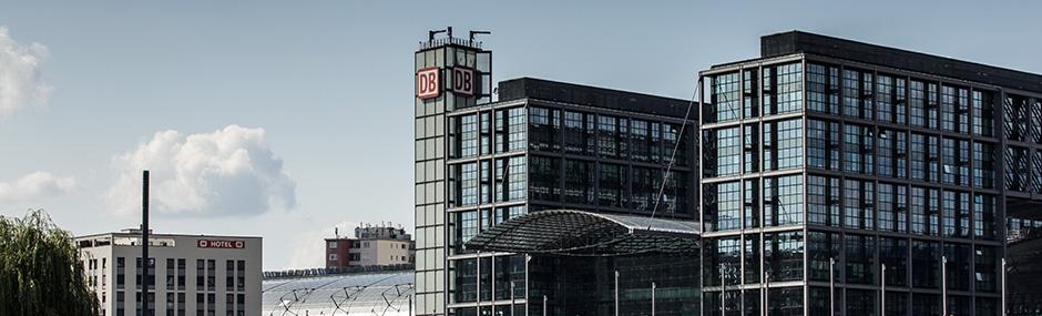 DB-Bahnhof